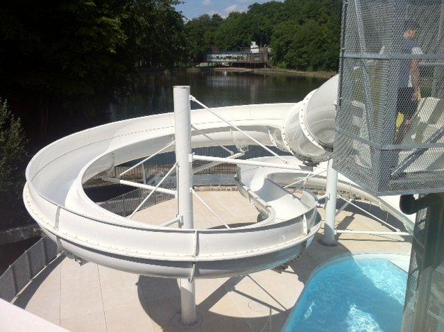 R ouverture de la piscine de loverval juillet 2014 for Piscine 05 juillet